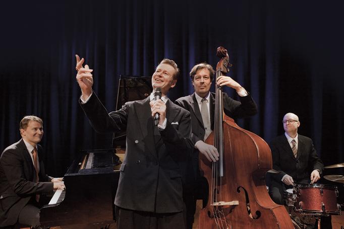 Pianisti Janne Maarala Trio Featuring Juki Välipakka