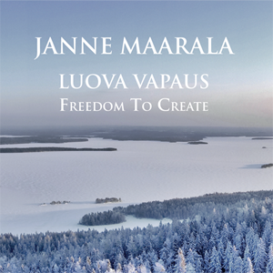 Pianisti Janne-Maarala Luova-Vapaus levy